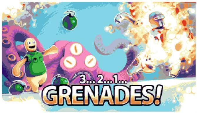 3..2..1..Grenades! PC Game + Torrent Free Download