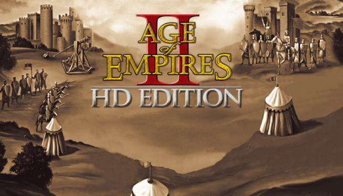 Age of Empires II HD PC Game + Torrent Free Download (v5.8 & ALL DLC)