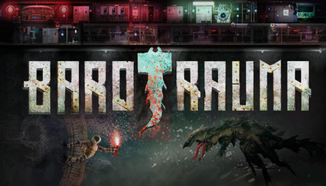 Barotrauma PC Game + Torrent Free Download