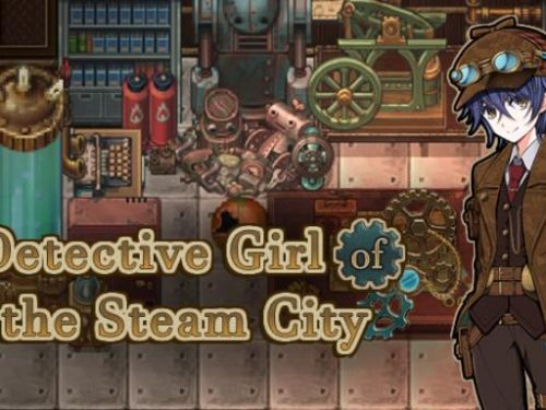 Detective Girl of the Steam City PC Game + Torrent Free Download