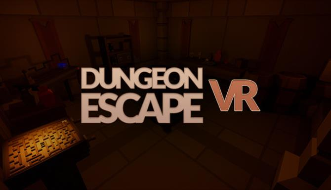 Dungeon Escape VR PC Games + Torrents Free Download