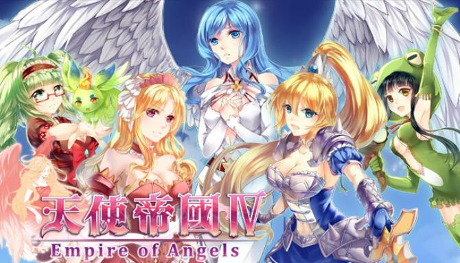 天使帝國四《Empire of Angels IV》 PC Game + Torrent Free Download