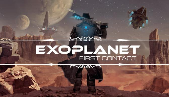 Exoplanet: First Contact PC Game + Torrent Free Download