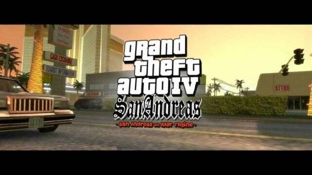 GTA IV: San Andreas BETA 3 PC Game + Torrent Free Download