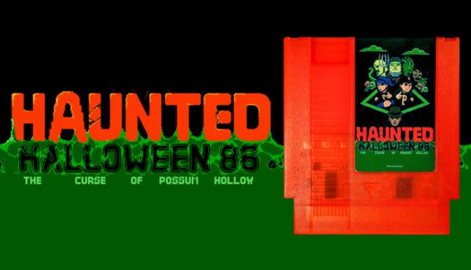 HAUNTED: Halloween '86 The Curse Of Possum Hollow PC Game + Torrent Free Download