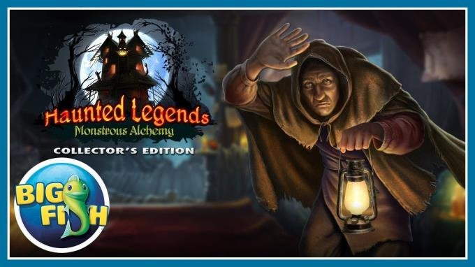 Haunted Legends: Monstrous Alchemy Collector's Edition Free Download PC Game