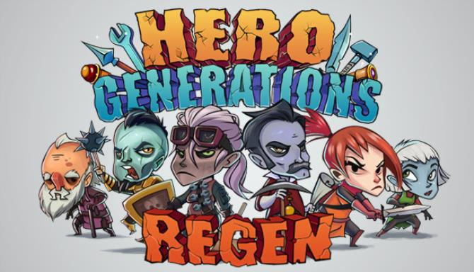 Hero Generations: ReGen PC Games + Torrent Free Download (v1.04)