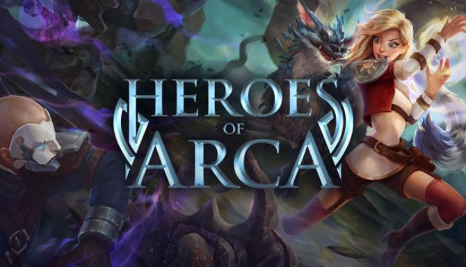Heroes of Arca PC Game + Torrent Free Download (Update 3)
