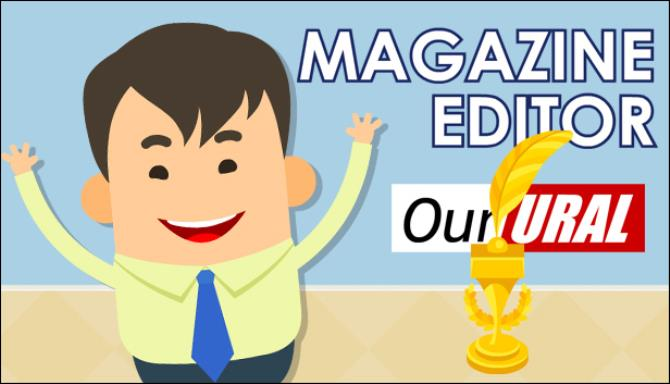 Magazime Editor PC Games + Torrent Free Download