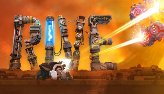 RIVE: Wreck, Hack, Die, Retry! PC Game Free Download (Inclu ALL DLC)