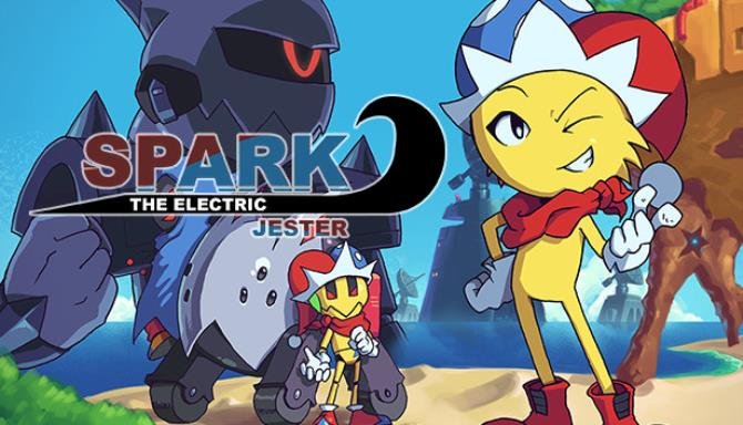 Spark the Electric Jester PC Games + Torrents Free Download (v1.5)