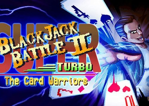 Super Blackjack Battle 2 Turbo Edition – The Card Warriors PC Game Free Download