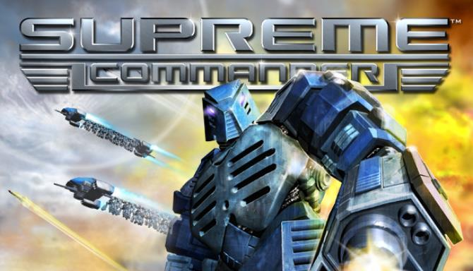 Supreme Commander: Forged Alliance PC Gam Free Download