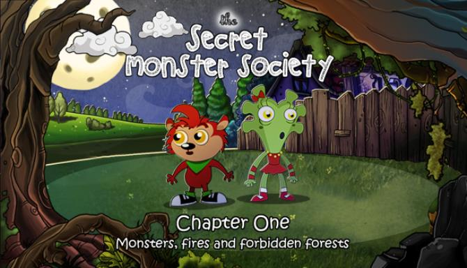 The Secret Monster Society PC Game + Torrent Free Download (Chapter One and Two)