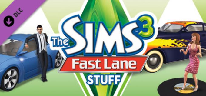 The Sims 3 Fast Lane Stuff PC Games Free Download
