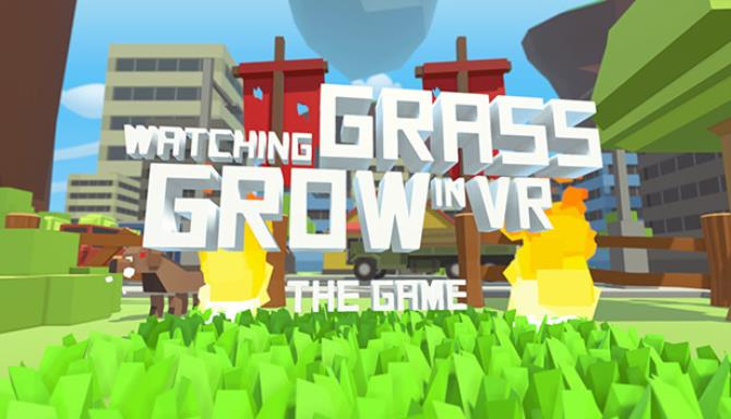 Watching Grass Grow In VR – The Game PC Games + Torrent Free Download