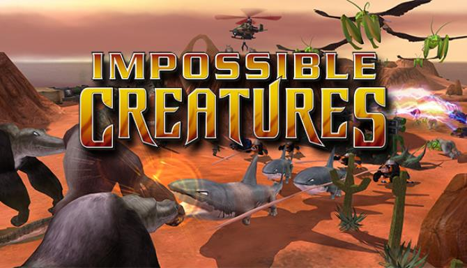 Impossible Creatures Steam Edition PC Game + Torrent Free Download