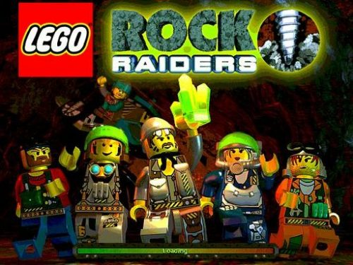 Lego Rock Raiders PC Games + Torrent Free Download