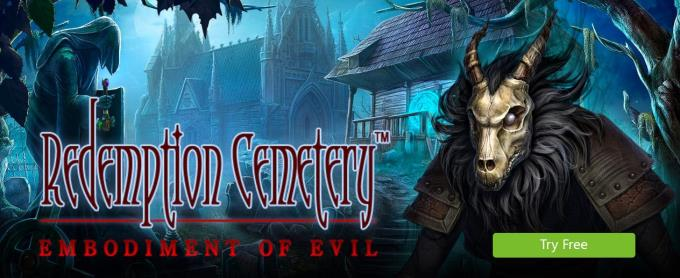 Redemption Cemetery: Embodiment of Evil Game+Torrent Free Download