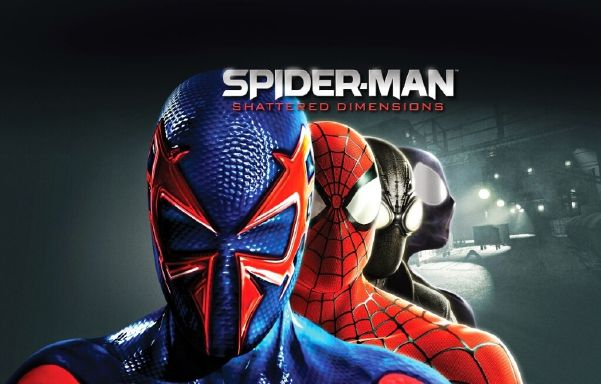 Spider-Man: Shattered Dimensions PC Games Free Download