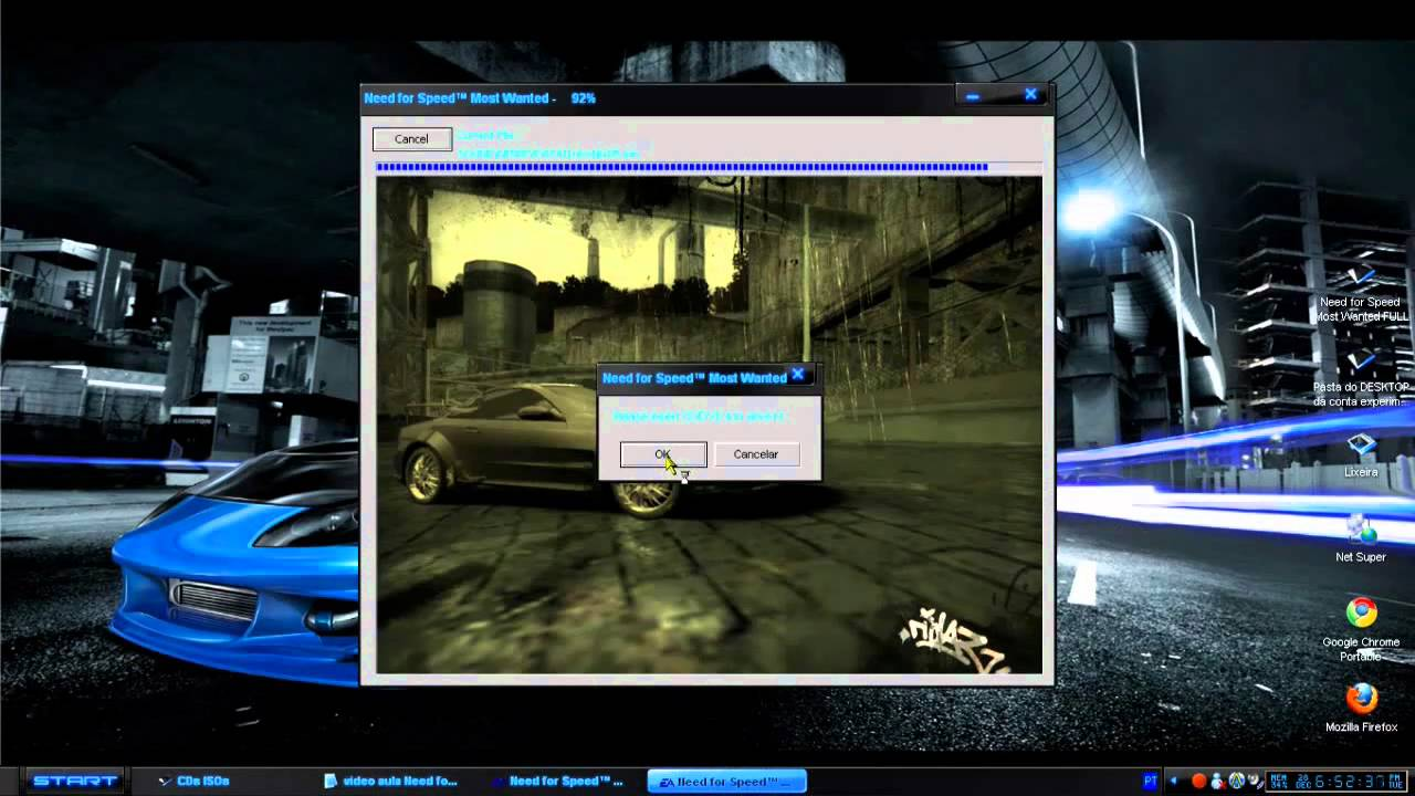 Need for Speed Most Wanted Black Edition (2005) Free Download