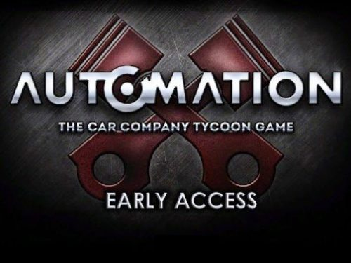 Automation The Car Company Tycoon PC Games Free Download (B190807)