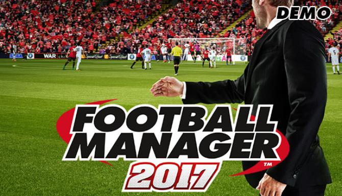 Football Manager 2017 PC Game With Torrent Free Download
