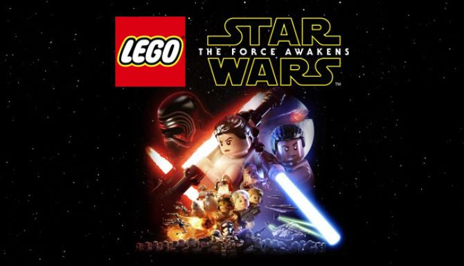 LEGO STAR WARS The Force Awakens PC Game Free Download