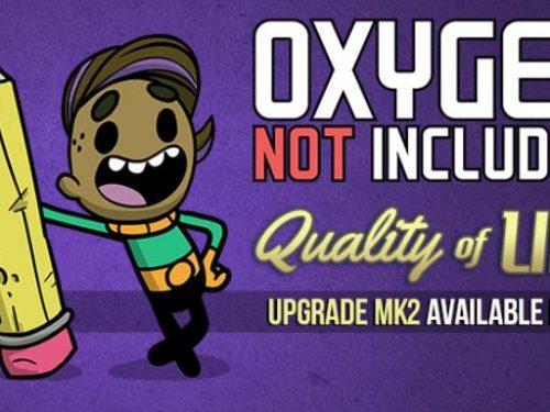 Oxygen Not Included PC Game + Torrent Free Download