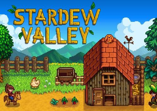 Stardew Valley PC Game Free Download (v1.3.36)