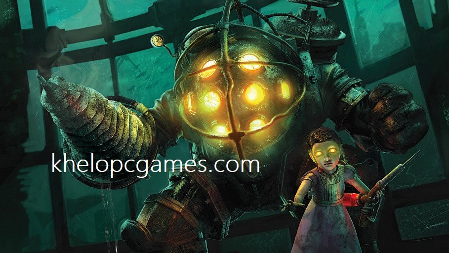 BioShock Free Download Full Version Pc Game Setup
