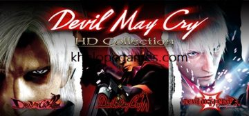 Devil May Cry HD Collection Free Download Full Version PC Game Setup