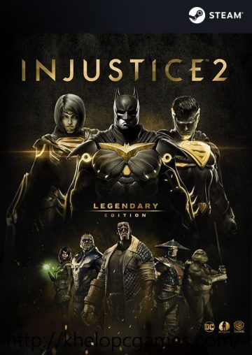Injustice 2 Legendary Edition Free Download Full Version Pc Game Setup