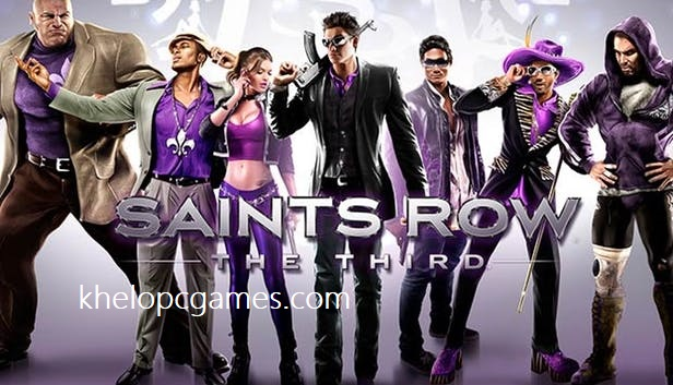 Saints Row The Third Free Download PC Game Full Version Setup