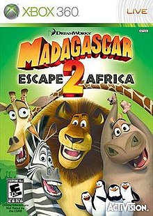 Madagascar Escape 2 PC Game Free Download Latest