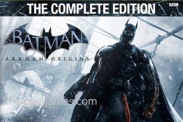 Batman Arkham Origins – Complete Edition Free Download Full Version Pc Game Setup