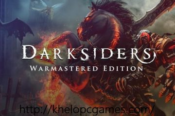 Darksiders Warmastered Edition Free Download Full Version PC Game Setup