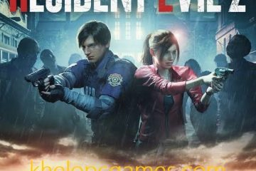 RESIDENT EVIL 2 Remastered Free Download Full Version PC game Setup