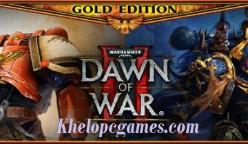 Warhammer 40,000 Dawn of War II: Gold Edition Free Download Ful Version PC Games Setup