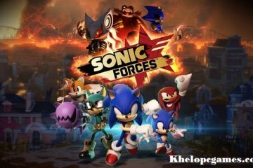 Sonic Forces Free Download Full Version PC Game Setup