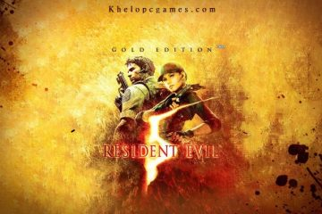 Resident Evil 5 Gold Edition Free Download Full Version PC Games Setup