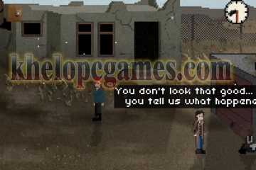 Don't Escape: 4 Days in a Wasteland Free Download (v1.2.1) ( Complete )