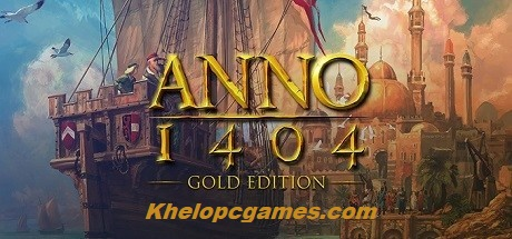 Anno 1404 Gold PC Game + Torrent Free Download Full Version