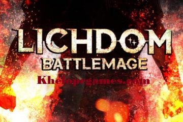 Lichdom: Battlemage Free Download Full Version PC Games Setup