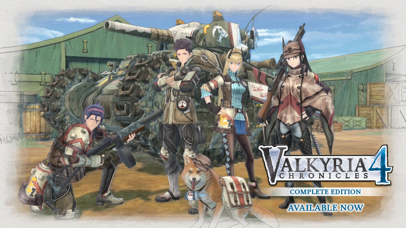 Valkyria Chronicles 4 Free Download Full Version Pc Game Setup (ALL DLC)