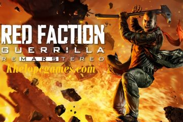 Red Faction Guerrilla Re-Mars-tered Free Download Full Version Pc Games Setup