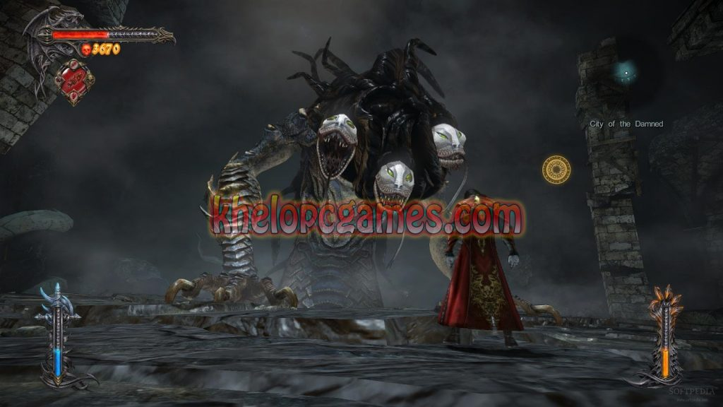 Castlevania: Lords of Shadow 2 Free Download (ALL DLC)(complete)