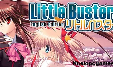 Little Busters! English Edition Free Download Full Version PC Games Setup