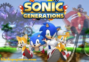 Sonic Generations Free Download Full Version PC Games Setup