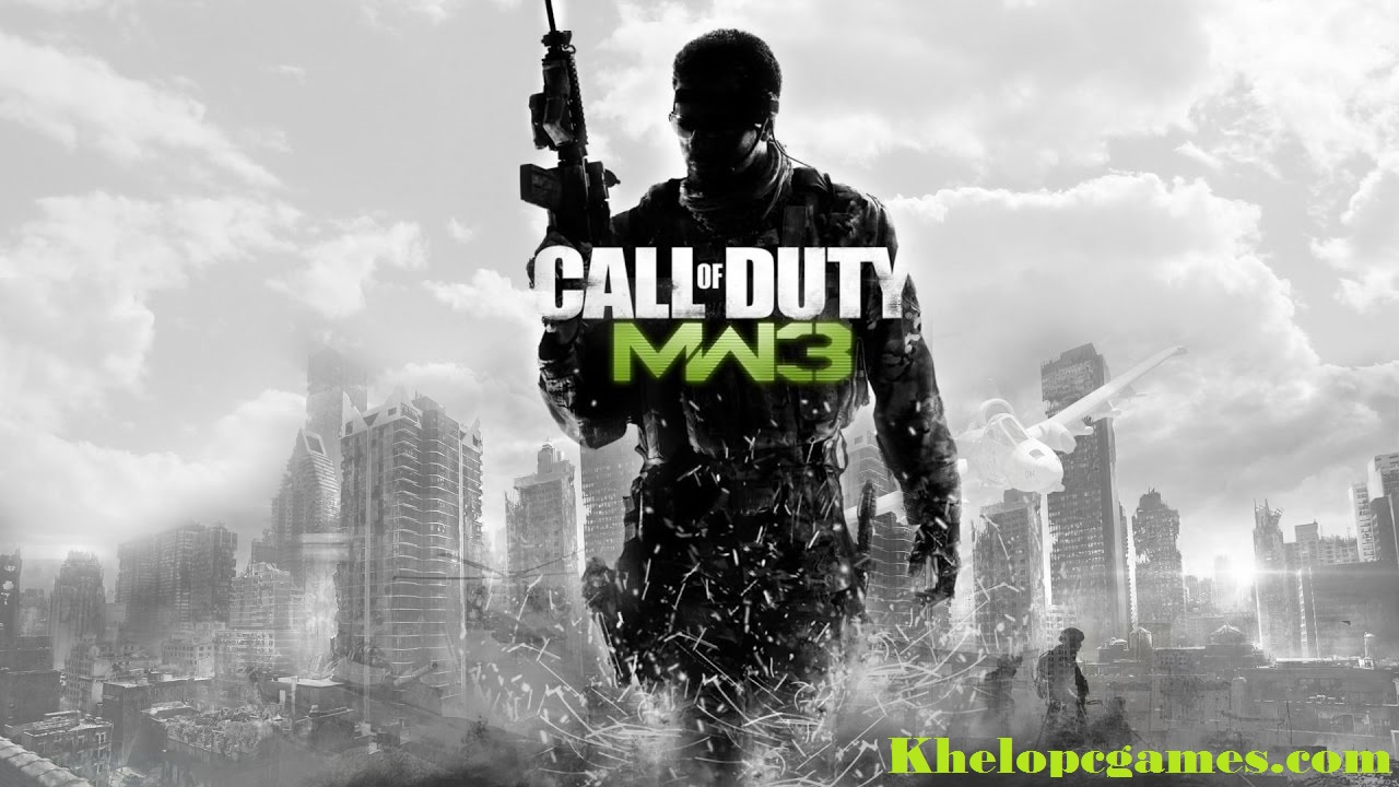 Call of Duty: Modern Warfare 3 Free Download Full Version PC Game Setup
